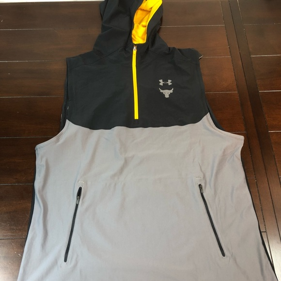ae011b0aa6a09 Mens XXL Under Armour Project Rock Vanish Top